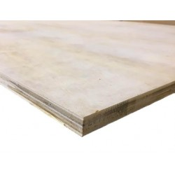 Structural Ply Wood Board 15mm x 1220mm x 2440mm (EN636/2S)