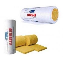 URSA 10 Loft Roll 100mm (12.54sq.m – 0.044W/mK)