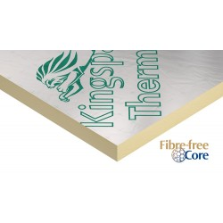 Kingspan PIR Insulation Board 100mm (3 Boards – 8.64sq.m)